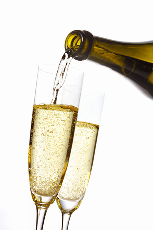 carbonate: Champagne