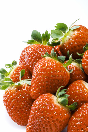 Strawberry Fragaria photo