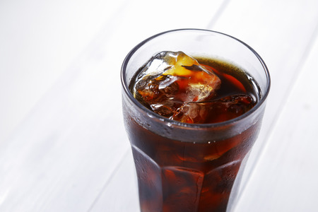 sizzle: Ice coffee