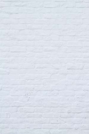 White brick background Stockfoto