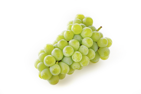 Green grapes Niagara