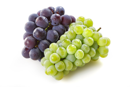 white grape: Grape  Green grapes