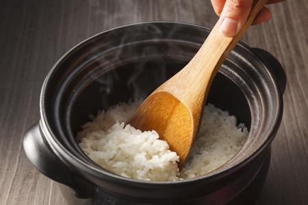 rice plate: Japanese rice