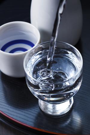 sake: Sake japonés