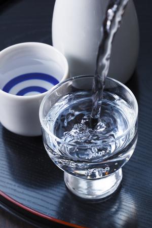 japanese sake: Sake japonés