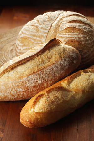 campagne: Campagne baguette Stock Photo