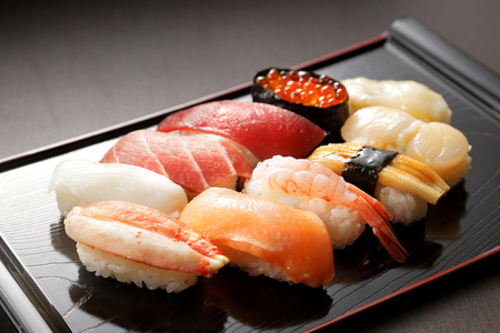 Sushi nourriture japonaise