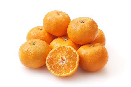 日本のマンダリン オレンジ