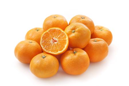 mandarin orange: Japanese Mandarin orange