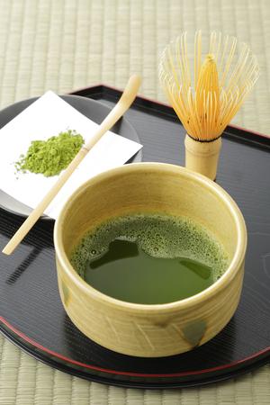 tannins: Japanese maccha green tea