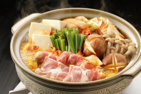 KIMUCHI hot pot