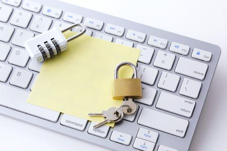 Password key image