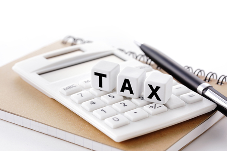 Tax calculation image