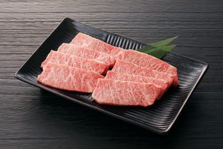 Wagyu Short-Rib beef. Is the Japanese. Banque d'images