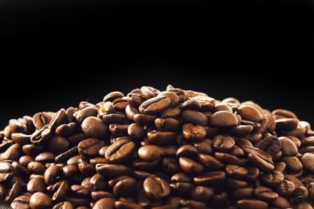 Coffee beans image Stock Photo