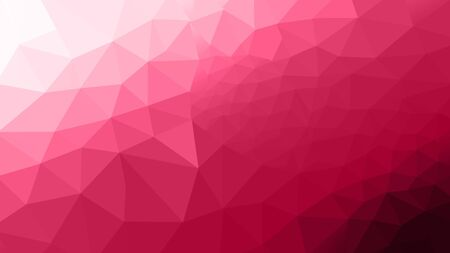 abstract pink polygon photo design frome illustration for background.
