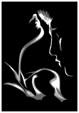 the passion: Passion Illustration