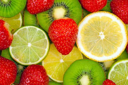 Fruits Reklamní fotografie