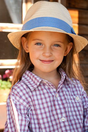 Beautiful Young Girl Stock Photo - 26740765