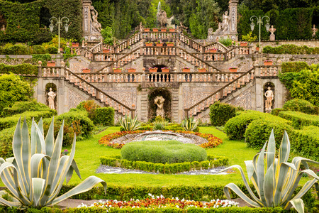 Garden in Collodi