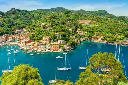 Landscape Portofino Liguria Italy