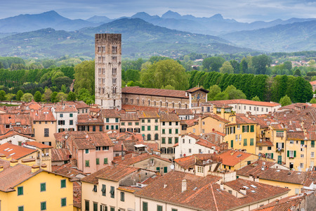 lucca: Lucca Tuscany Italy