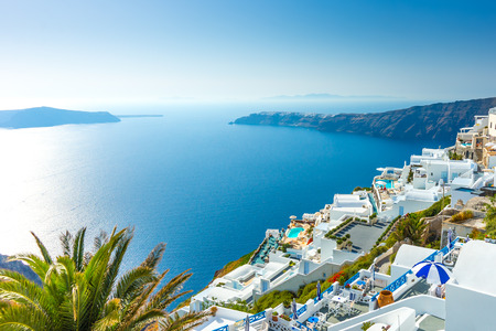 santorini greece: Santorini Island Greece