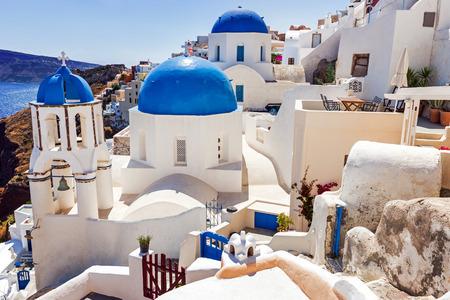 サントリーニ島ギリシャ