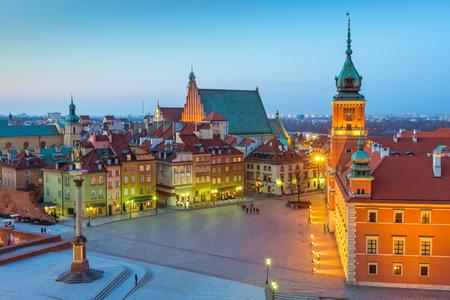 Warsaw Royal Castle Poland Editorial