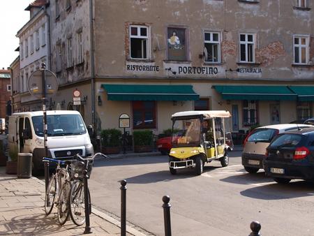 Krakow, the old Jewish district of Kazimierz (2)