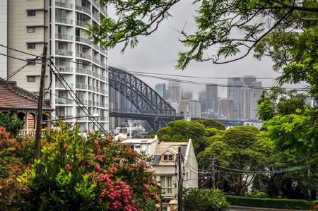 bay city: Lavender Bay City View