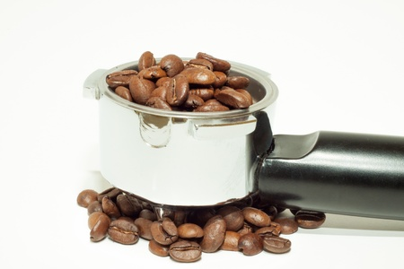 expresso: coffee beans expresso Stock Photo