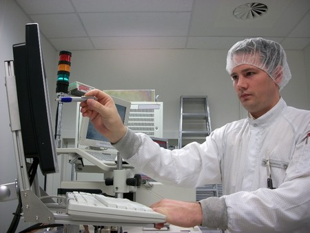 Operator of the measuring station