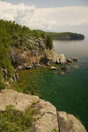north shore: North Shore Stock Photo