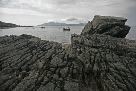 landscape - scotland photo