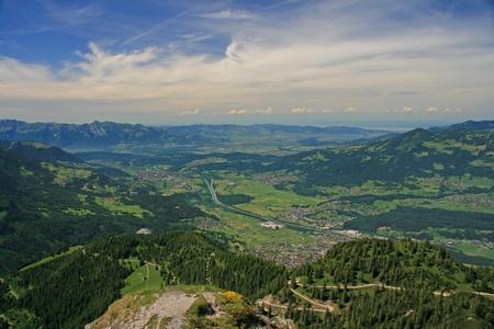 rheintal: landscape