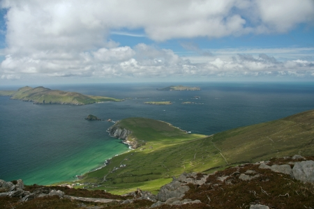 Panorama Ireland - Blasket Islands