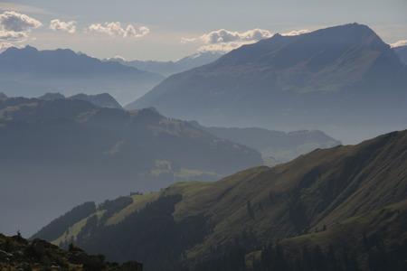 hillwalking: Mountains