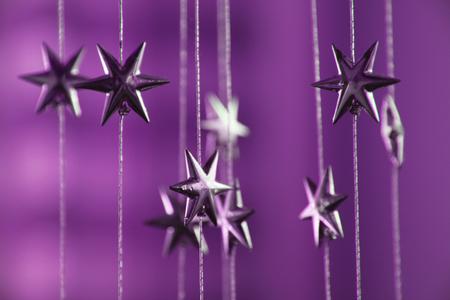 metal filament: stars