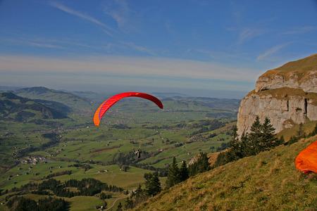 alp: high above Appenzell - Switzerland