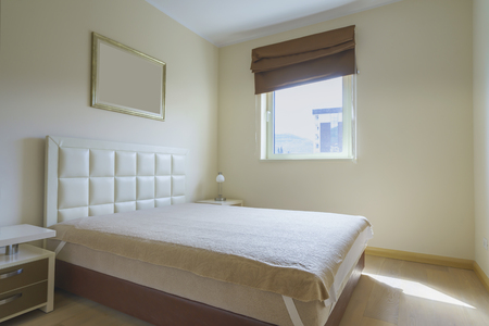 guest house: Interior of a bedroom suite in a guest house