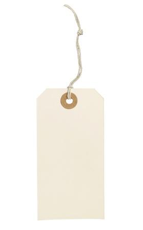 balise: �tiquette (tag) isol� sur fond blanc
