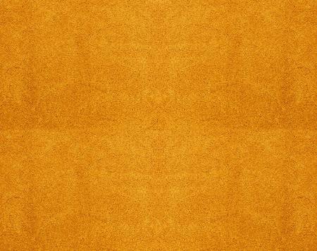 textura: Texture di un asciugamano di cotone giallo come sfondo Archivio Fotografico
