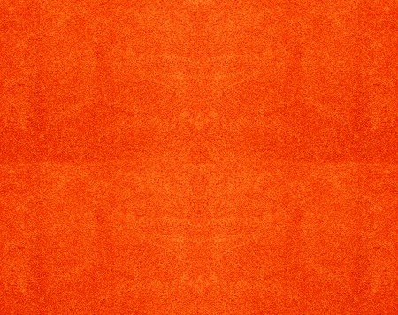 textura: Texture of a orange cotton towel as a background