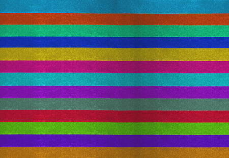 colorful stripes: Horizontal colorful stripes ribbons background Stock Photo
