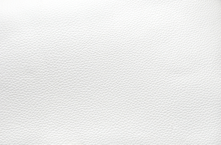 Cuir blanc arrière-plan ou la texture