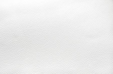 Witte lederen achtergrond of textuur