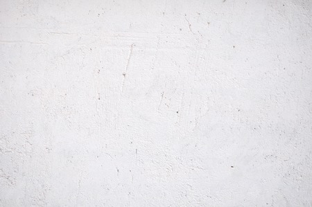 uneven: Background With White Plaster Wall With Uneven Surface Stock Photo