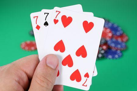 jack pot: Lucky Sevens