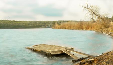 Lac La Hache canada British columbia